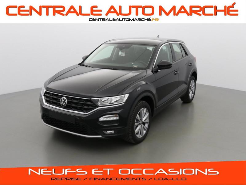 Volkswagen T-ROC ADVANCED EDITION DIESEL 2T2T - DEEP BLACK PEARL Neuf à vendre