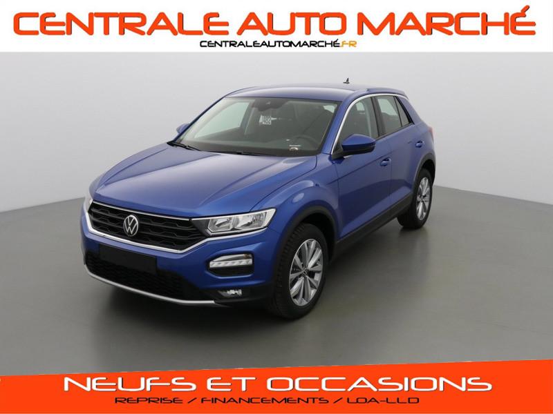 Volkswagen T-ROC ADVANCED EDITION DIESEL 5Z5Z - RAVENNA BLUE Neuf à vendre