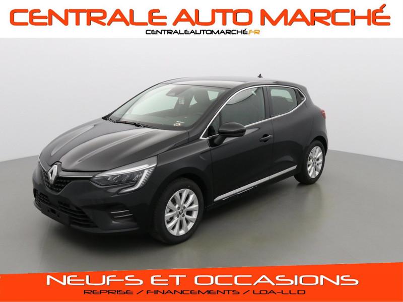 Renault CLIO 5 INTENS E-TECH HYBRIDE GNE NOIR ETOILE Neuf à vendre