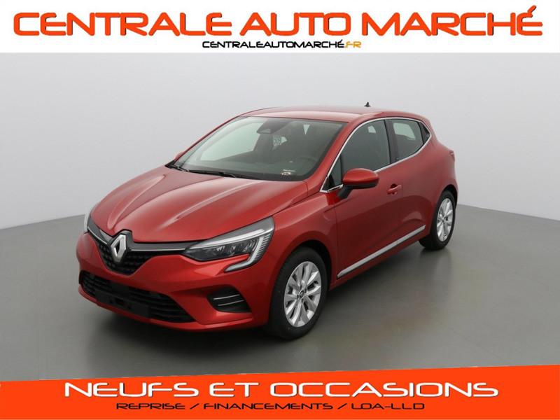 Renault CLIO 5 INTENS E-TECH HYBRIDE NNP ROUGE FLAMME Neuf à vendre