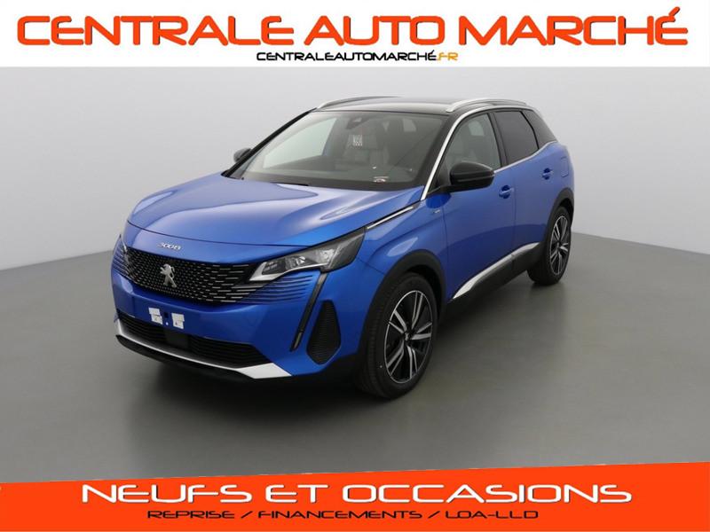 Peugeot 3008 PHASE 3 GT PACK HYBRIDE M6SM BLEU VERTIGO Neuf à vendre