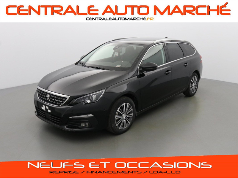 Photo 1 de l'offre de PEUGEOT 308 SW ALLURE PACK à 24969€ chez Centrale auto marché Périgueux
