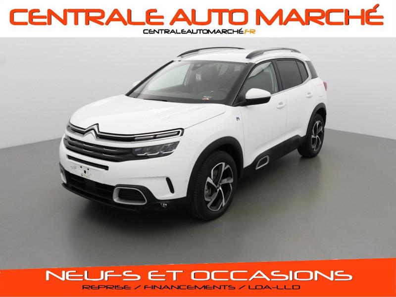 Photo 1 de l'offre de CITROEN C5 AIRCROSS FEEL PACK à 36099€ chez Centrale auto marché Périgueux