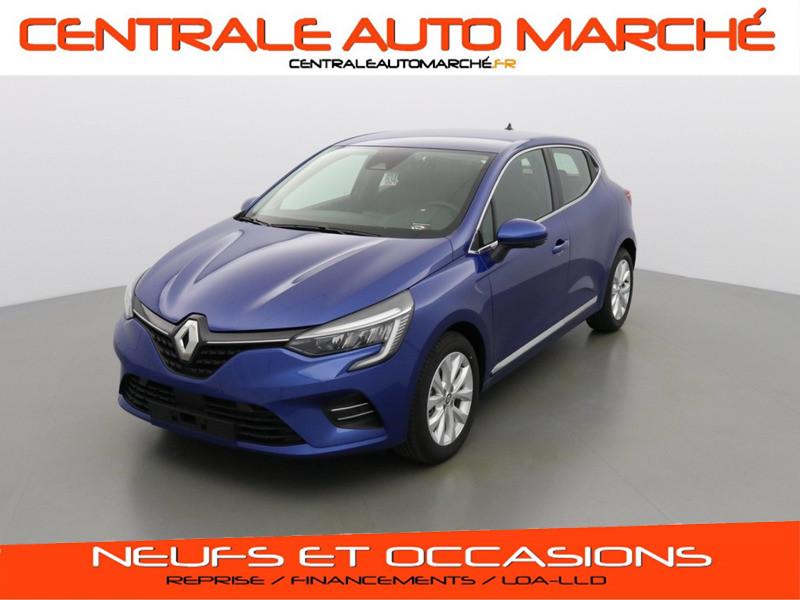 Renault CLIO 5 INTENS ESSENCE RQH BLEU IRON Neuf à vendre