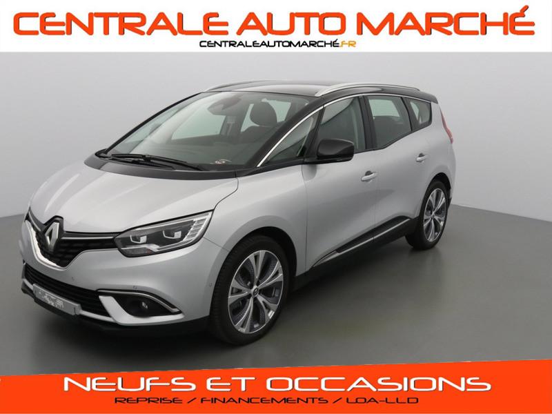 Photo 1 de l'offre de RENAULT GRAND SCENIC 4 FINAL EDITION à 28633€ chez Centrale auto marché Périgueux