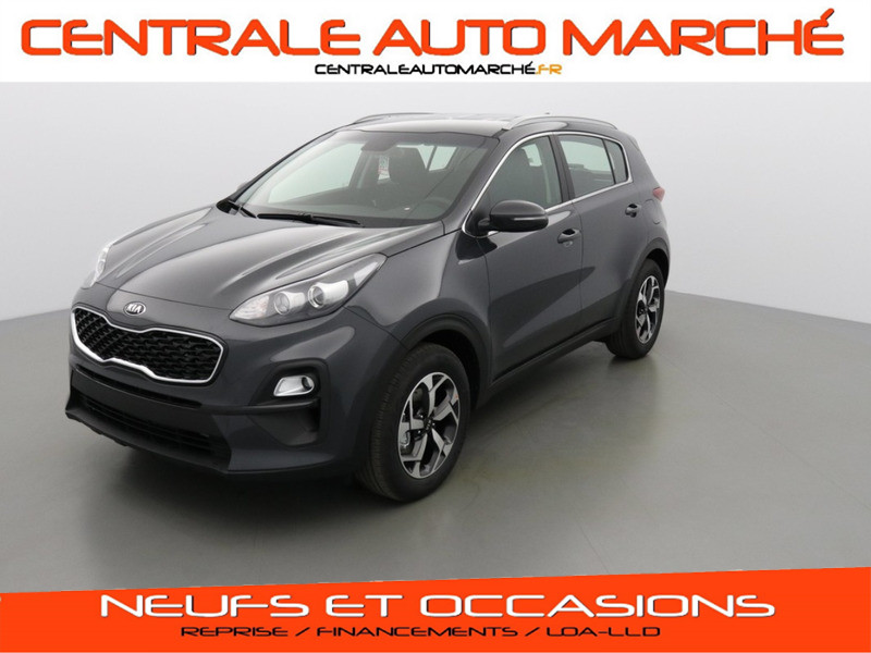 Photo 1 de l'offre de KIA SPORTAGE  BUSINESS à 29407€ chez Centrale auto marché Périgueux