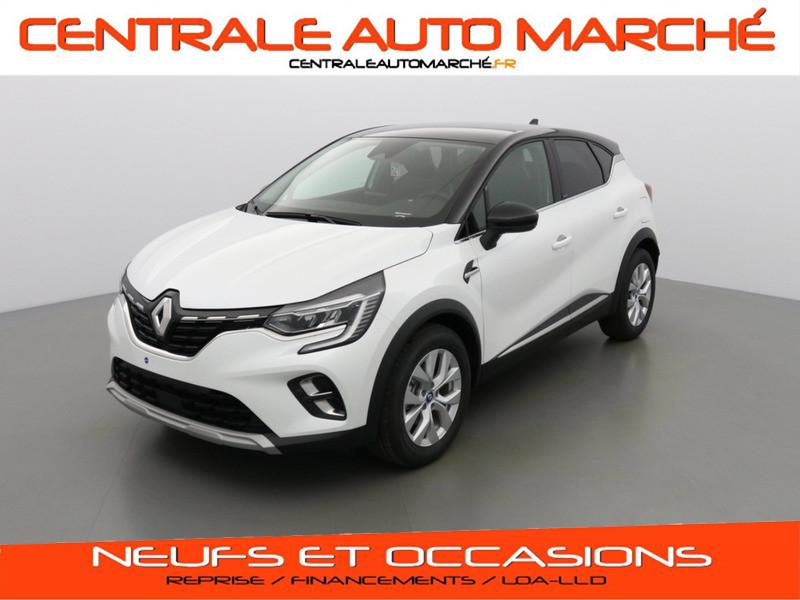 Photo 1 de l'offre de RENAULT CAPTUR 3 INTENS E-TECH à 31431€ chez Centrale auto marché Périgueux