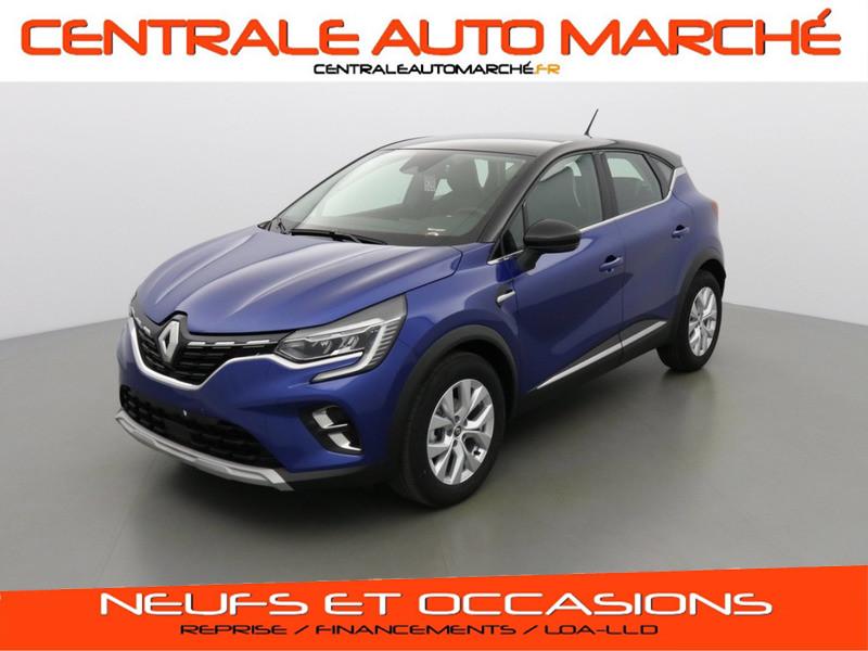 Photo 1 de l'offre de RENAULT CAPTUR 3 INTENS N à 27237€ chez Centrale auto marché Périgueux