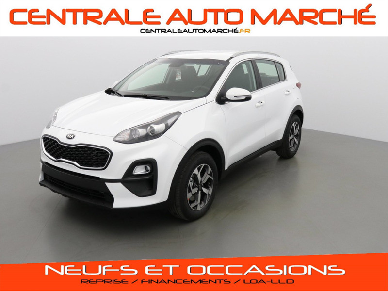 Photo 1 de l'offre de KIA SPORTAGE  BUSINESS à 29449€ chez Centrale auto marché Périgueux