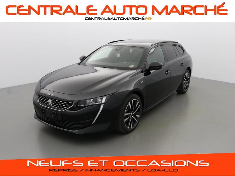 Photo 1 de l'offre de PEUGEOT 508 SW PHASE 2 GT à 35078€ chez Centrale auto marché Périgueux