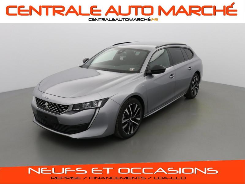 Photo 1 de l'offre de PEUGEOT 508 SW PHASE 2 GT à 35930€ chez Centrale auto marché Périgueux