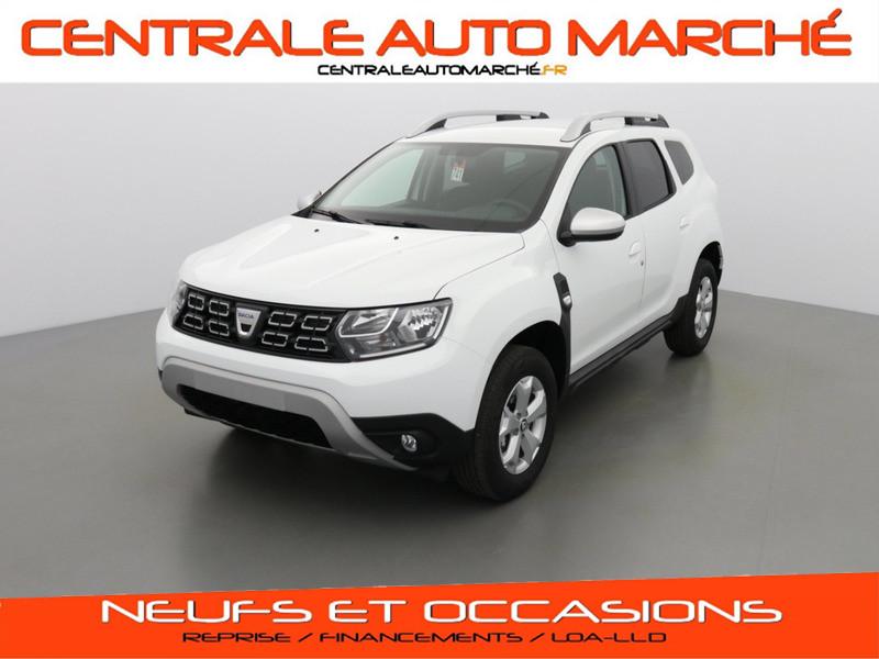 Dacia DUSTER 2 COMFORT DIESEL 369 BLANC Neuf à vendre