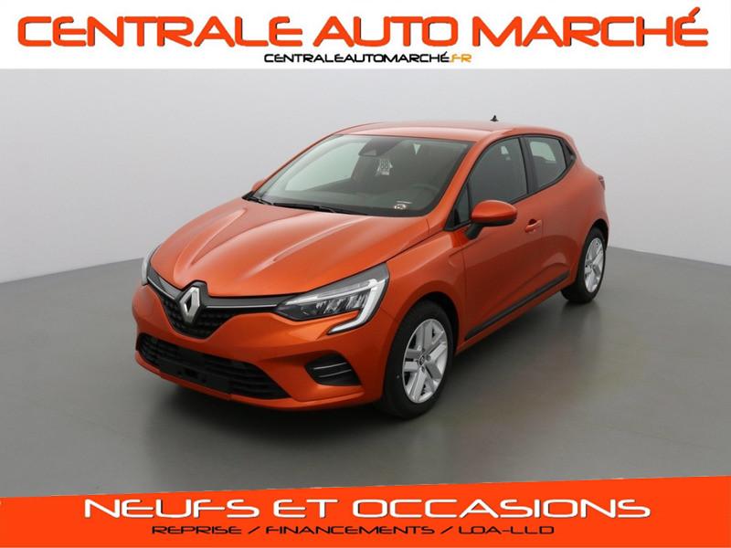 Renault CLIO 5 ZEN ESSENCE EQB Orange Valencia Neuf à vendre