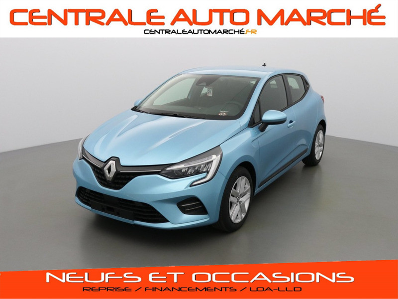 Renault CLIO 5 ZEN ESSENCE RQT Bleu Céladon Neuf à vendre