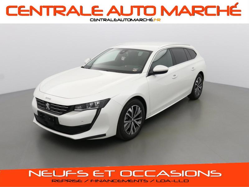 Photo 1 de l'offre de PEUGEOT 508 SW PHASE 2 ALLURE PACK à 34830€ chez Centrale auto marché Périgueux