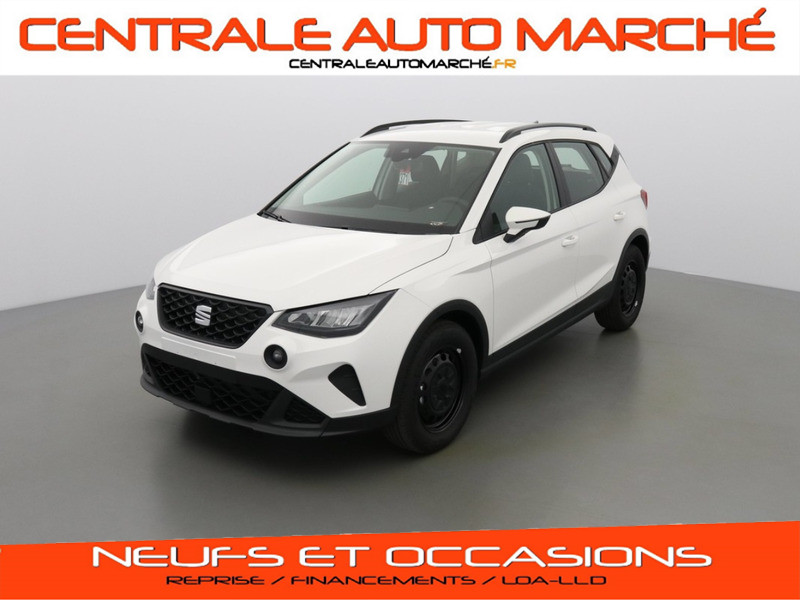 Seat ARONA PHASE 2 REFERENCE ESSENCE CANDY WHITE Neuf à vendre