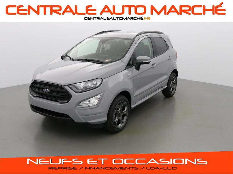 Ford ECOSPORT ST-LINE ESSENCE GREY MATTER Neuf à vendre