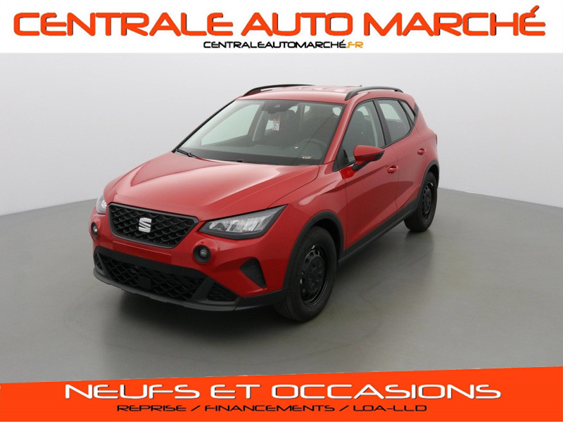 Seat ARONA PHASE 2 REFERENCE ESSENCE RED EMOTION Neuf à vendre