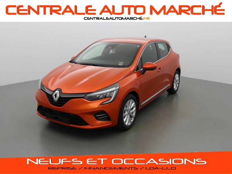 Renault CLIO 5 INTENS ESSENCE EPY ORANGE ATACAMA Neuf à vendre