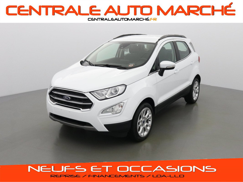 Ford ECOSPORT TITANIUM ESSENCE FROZEN WHITE Neuf à vendre