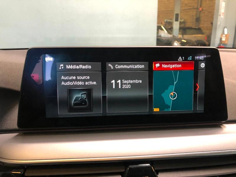 Photo 21 de l'offre de BMW Serie 5 Touring 520dA 190ch Business Steptronic à 23900€ chez Dugast automobiles
