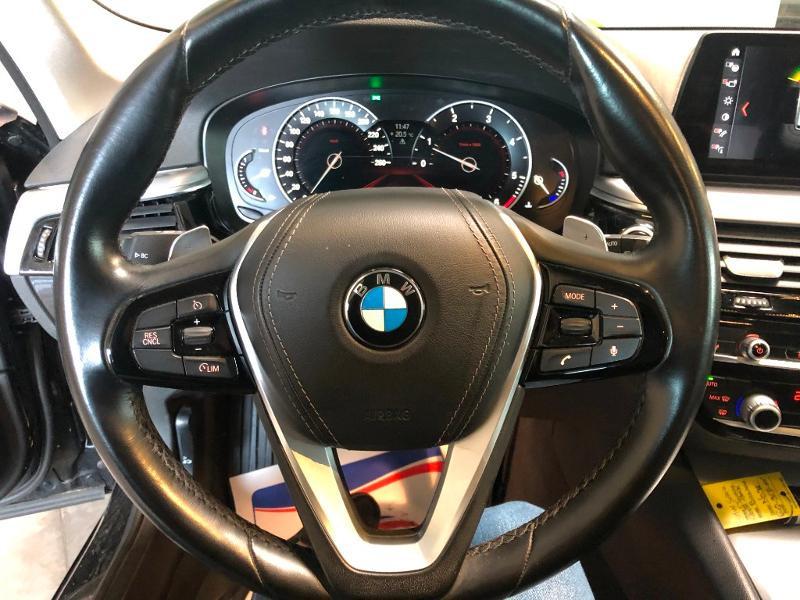 Photo 18 de l'offre de BMW Serie 5 Touring 520dA 190ch Business Steptronic à 23900€ chez Dugast automobiles