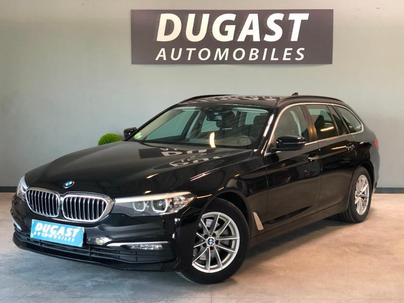 Photo 2 de l'offre de BMW Serie 5 Touring 520dA 190ch Business Steptronic à 23900€ chez Dugast automobiles