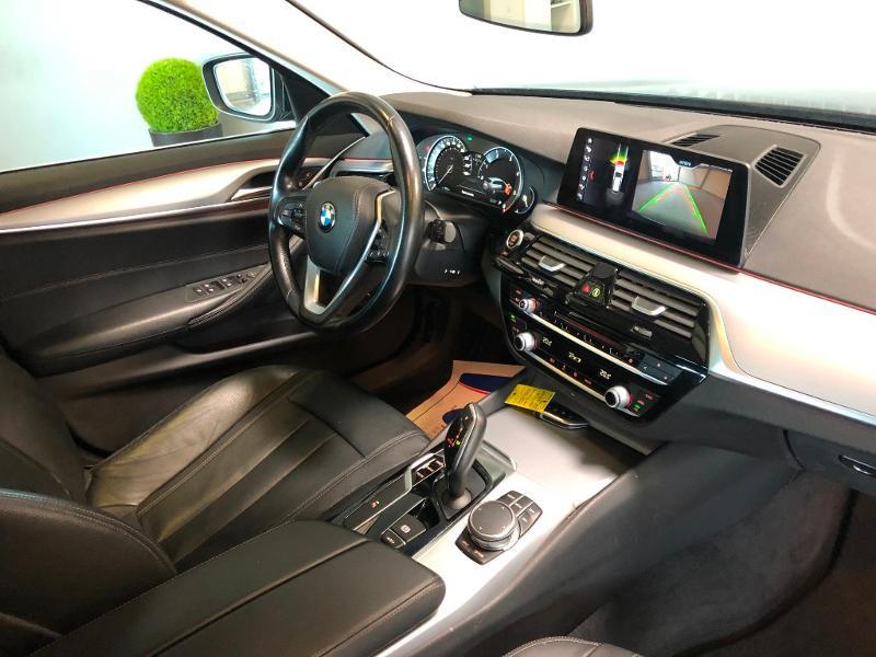 Photo 5 de l'offre de BMW Serie 5 Touring 520dA 190ch Business Steptronic à 23900€ chez Dugast automobiles
