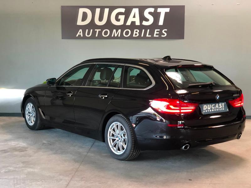 Photo 3 de l'offre de BMW Serie 5 Touring 520dA 190ch Business Steptronic à 23900€ chez Dugast automobiles