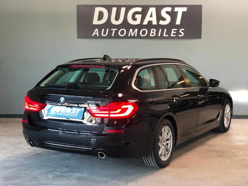 Photo 4 de l'offre de BMW Serie 5 Touring 520dA 190ch Business Steptronic à 23900€ chez Dugast automobiles