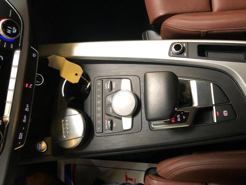 Photo 20 de l'offre de AUDI A4 Avant 2.0 TFSI 190ch ultra Design S tronic 7 à 27900€ chez Dugast automobiles