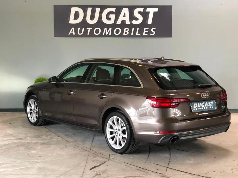 Photo 3 de l'offre de AUDI A4 Avant 2.0 TFSI 190ch ultra Design S tronic 7 à 27900€ chez Dugast automobiles