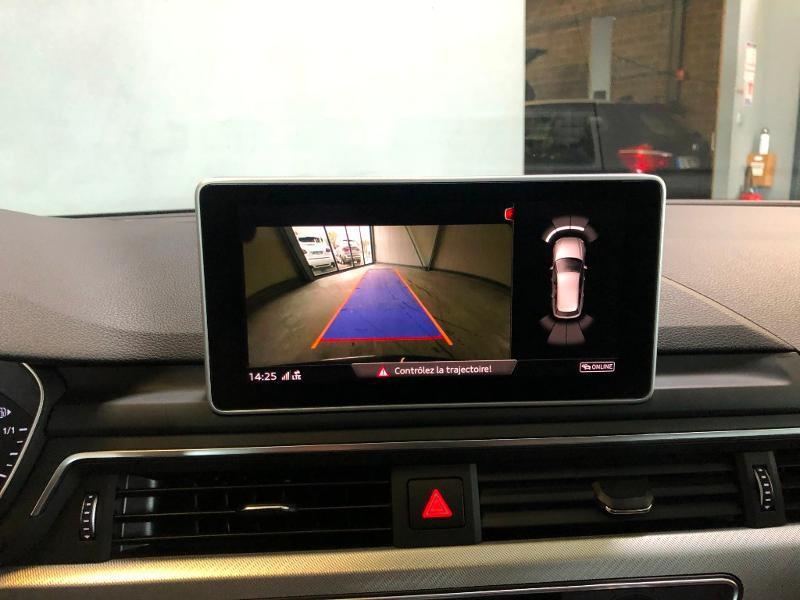 Photo 18 de l'offre de AUDI A4 Avant 2.0 TFSI 190ch ultra Design S tronic 7 à 27900€ chez Dugast automobiles