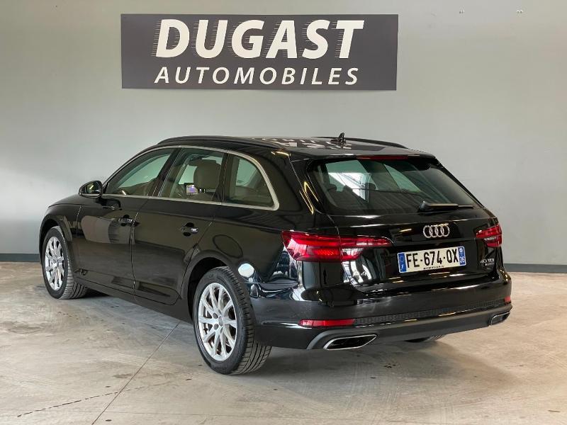 Photo 3 de l'offre de AUDI A4 Avant 40 TDI 190ch Business line quattro S tronic 7 Euro6d-T à 27900€ chez Dugast automobiles