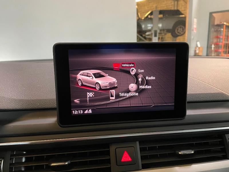Photo 17 de l'offre de AUDI A4 Avant 40 TDI 190ch Business line quattro S tronic 7 Euro6d-T à 27900€ chez Dugast automobiles