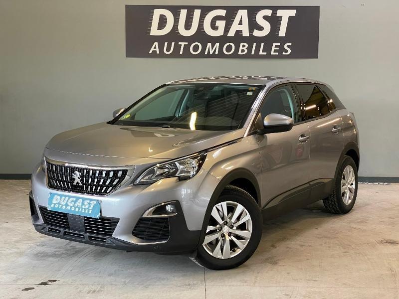 Photo 2 de l'offre de PEUGEOT 3008 1.6 BlueHDi 120ch Active Business S&S à 15900€ chez Dugast automobiles