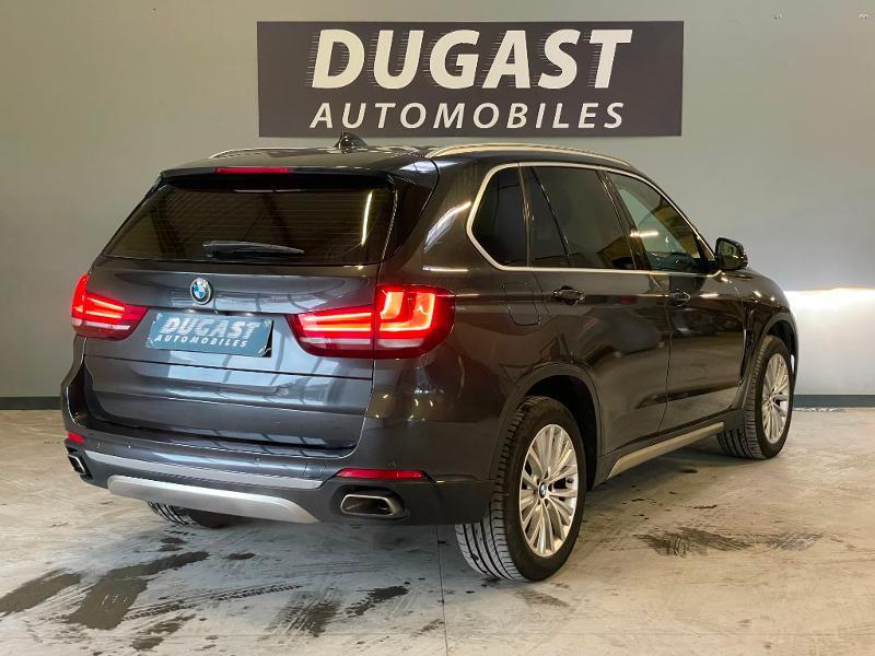 Photo 4 de l'offre de BMW X5 xDrive40dA 313ch xLine à 27900€ chez Dugast automobiles