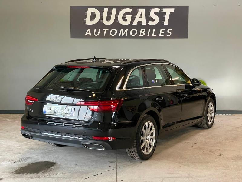 Photo 4 de l'offre de AUDI A4 Avant 40 TDI 190ch Business line quattro S tronic 7 Euro6d-T à 27900€ chez Dugast automobiles