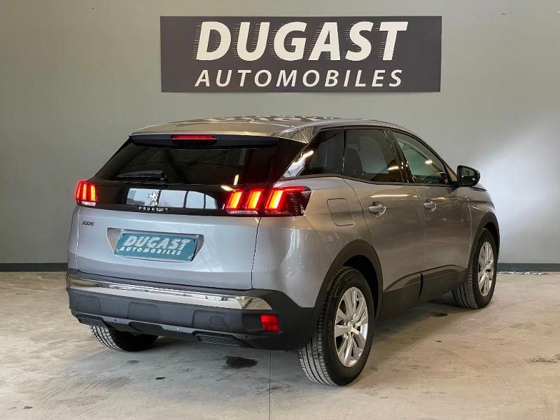 Photo 4 de l'offre de PEUGEOT 3008 1.6 BlueHDi 120ch Active Business S&S à 15900€ chez Dugast automobiles