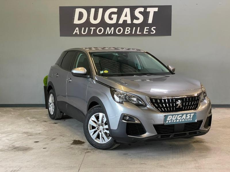 Photo 1 de l'offre de PEUGEOT 3008 1.6 BlueHDi 120ch Active Business S&S à 15900€ chez Dugast automobiles