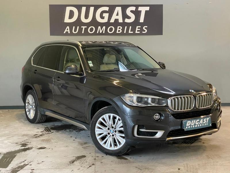 Photo 1 de l'offre de BMW X5 xDrive40dA 313ch xLine à 27900€ chez Dugast automobiles
