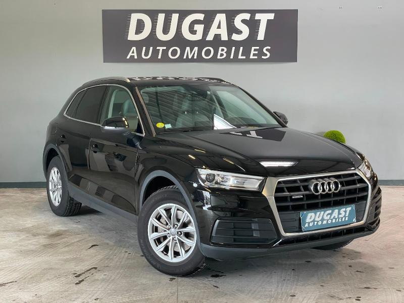 Audi Q5 2.0 TDI 163ch Business Executive quattro S tronic 7 Euro6d-T Diesel Noir Métal Occasion à vendre