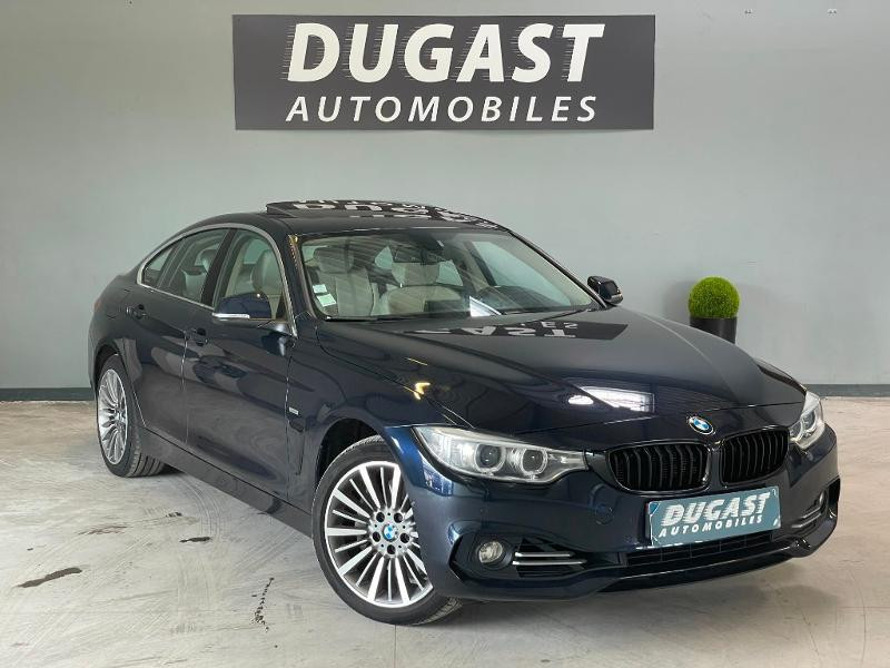 Photo 2 de l'offre de BMW Serie 4 Gran Coupe 435dA xDrive 313ch Luxury à 24900€ chez Dugast automobiles
