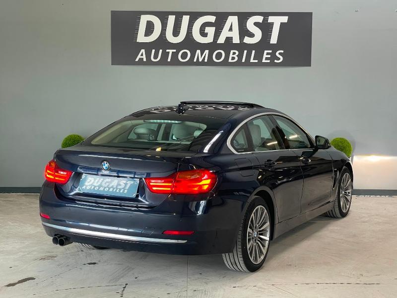 Photo 4 de l'offre de BMW Serie 4 Gran Coupe 435dA xDrive 313ch Luxury à 24900€ chez Dugast automobiles