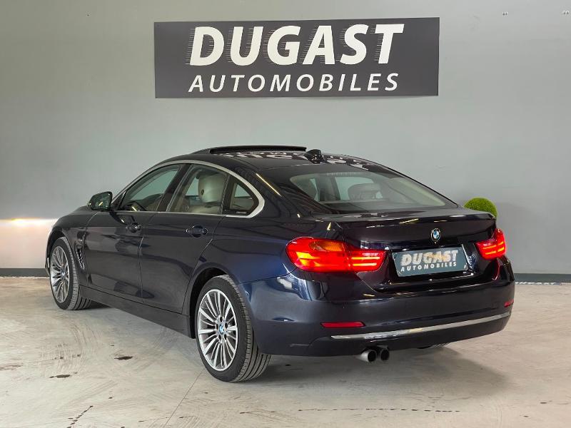 Photo 3 de l'offre de BMW Serie 4 Gran Coupe 435dA xDrive 313ch Luxury à 24900€ chez Dugast automobiles