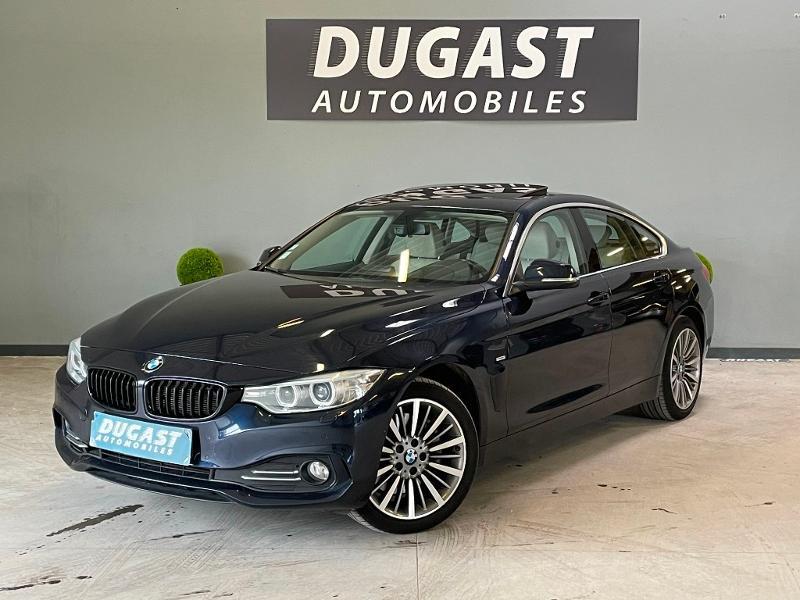 Photo 1 de l'offre de BMW Serie 4 Gran Coupe 435dA xDrive 313ch Luxury à 24900€ chez Dugast automobiles