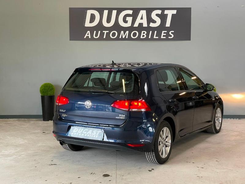 Photo 4 de l'offre de VOLKSWAGEN Golf 1.6 TDI 110ch BlueMotion FAP Confortline Business 5p à 12900€ chez Dugast automobiles