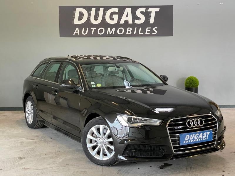 Audi A6 Avant 3.0 V6 TDI 218ch Business Executive quattro S tronic 7 Diesel Gris Foncé Métal Occasion à vendre