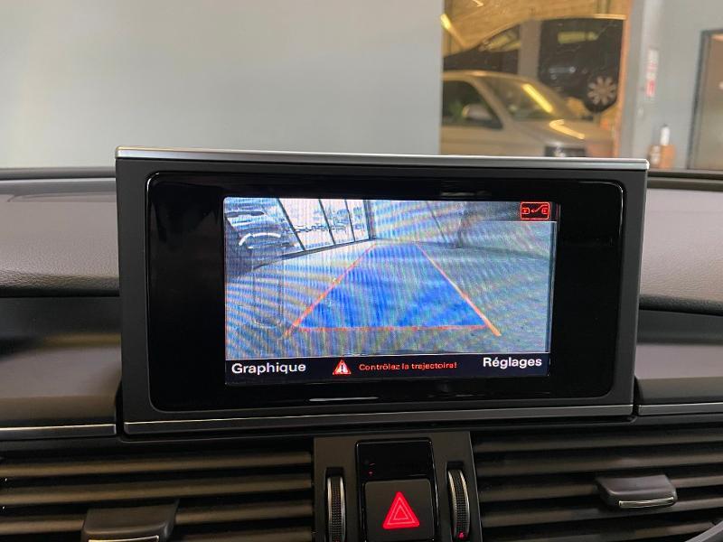 Photo 18 de l'offre de AUDI A6 Avant 3.0 V6 TDI 218ch Business Executive quattro S tronic 7 à 26900€ chez Dugast automobiles
