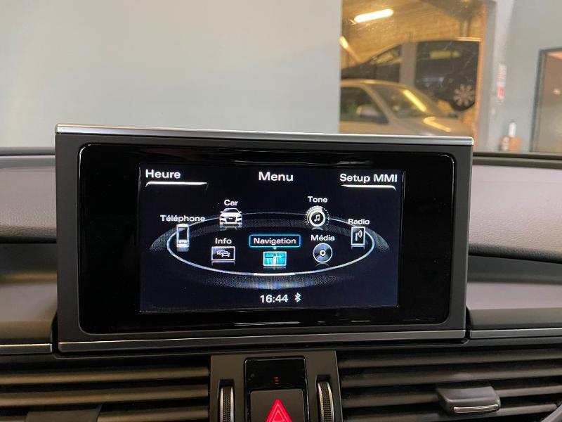 Photo 17 de l'offre de AUDI A6 Avant 3.0 V6 TDI 218ch Business Executive quattro S tronic 7 à 26900€ chez Dugast automobiles